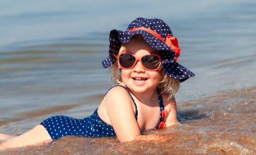 Температура воды на пляжах— от +7 до +20 градусов