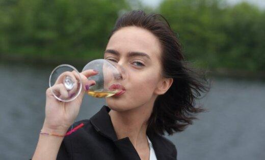 ФОТО: Латвийская Instagram-модель призналась, что бисексуальна