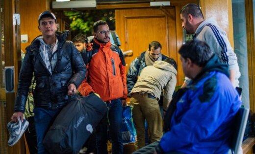 Первые беженцы прибудут в Латвию в конце января — начале февраля