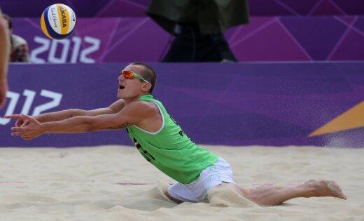Pļaviņš: Londonas olimpiskās spēles deva pārliecību un pretinieki sākuši mūs respektēt