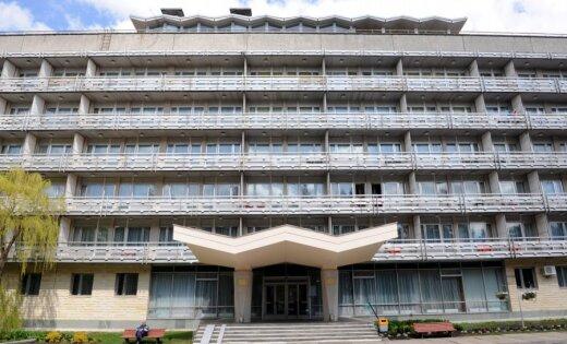 Jūrmalas sanatorija 'Dzintarkrasts' atzīmē 40 gadu jubileju