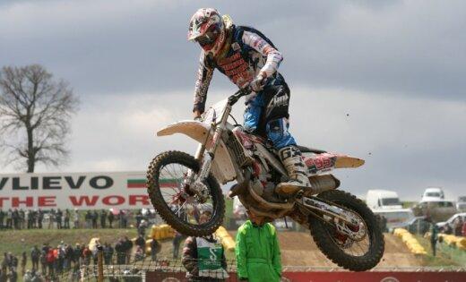 Motokrosists Teko nākamajā sezonā debitēs MX1 klasē