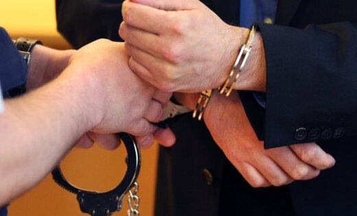 Задержаны полицейские, подозреваемые в вымогательстве и получении взятки