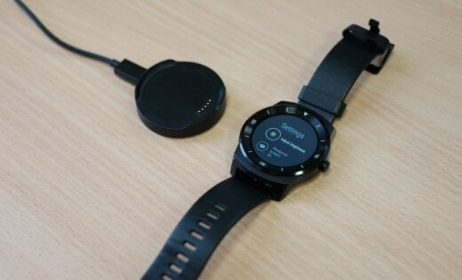 Тест DELFI. Как мы пять дней узнавали время по LG G Watch R на Android Wear
