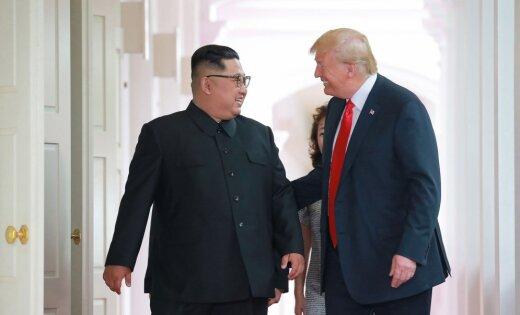 Трамп: ядерной угрозы со стороны КНДР больше нет