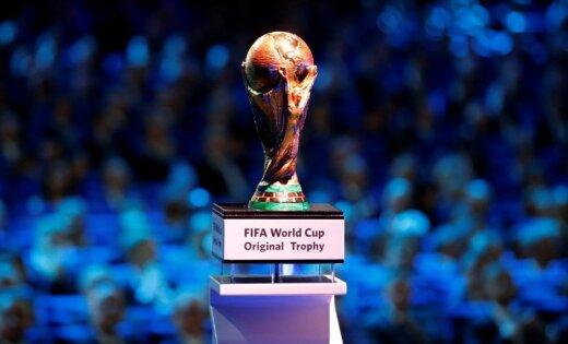 Стали известны результаты жеребьевки чемпионата мира в Российской Федерации