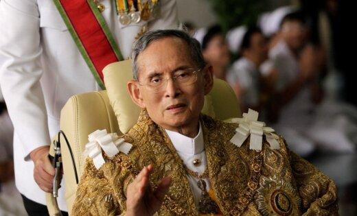 Мед. работники сказали обухудшении здоровья короля Таиланда Пумипона Адульядета