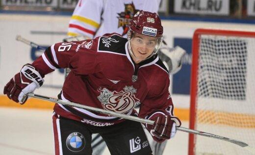 KHL piespriež Bičevskim sodu par pretinieka nogāšanu