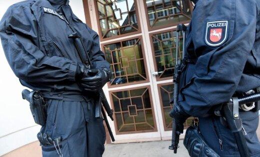 ВГермании впроцессе специализированной операции задержали предполагаемого вербовщикаИГ