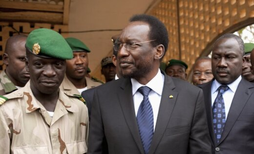 Zvērestu nodevis Mali jaunais prezidents