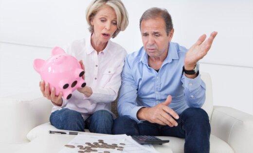 С начала года доходность частных пенсионных планов была отрицательной