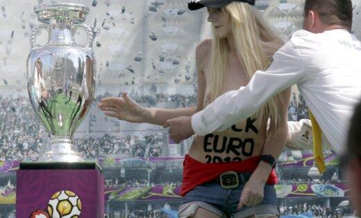 Секс индустрия евро 2012