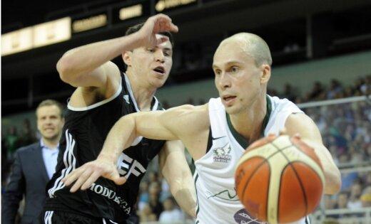 Basketbolists Vairogs beidz karjeru un plāno kļūt par treneri