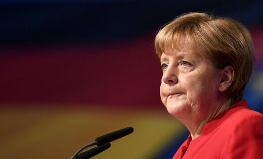 Меркель стала официальным кандидатом напост канцлера Германии откоалиции ХСС/ХДС