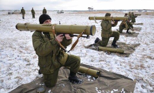 Украина начала учения с ракетными стрельбами около Крыма