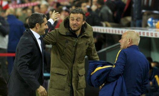 Испанские СМИ: Вальверде будет главным тренером «Барселоны»
