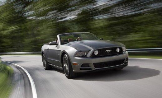 Ford приглашает всех владельцев Mustang на массовый автопробег