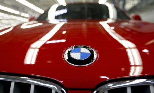 BMW: Trampa plānotie Eiropas auto eksporta tarifi kaitēs pašai ASV ekonomikai