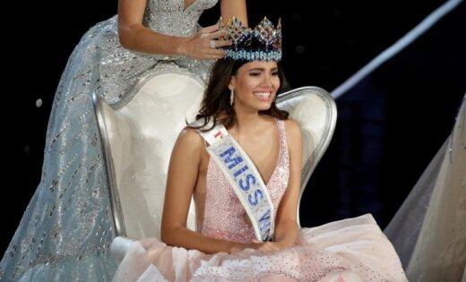 Свежей мисс-мира стала Стефани дель Валле изПуэрто-Рико