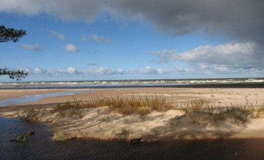 Latvijā septiņām jūras teritorijām nosaka aizsargājamās dabas teritorijas statusu