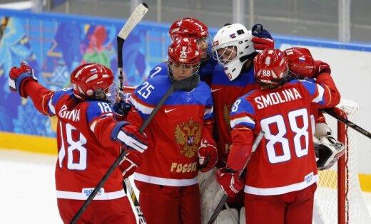 Отстраненная МОК хоккеистка Смоленцева хочет защищать свое имя вCAS