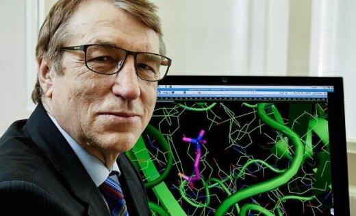 Profesors Ivars Kalviņš: 'Cilvēks pārstās dzert, kad atgūs spēju justies laimīgs'