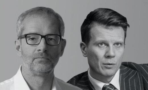 Delfi TV с Янисом Домбурсом: на вопросы ответит Максим Егоров