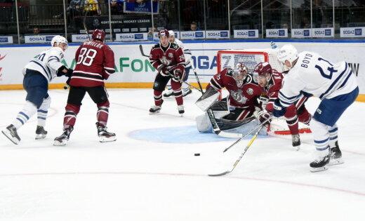 Хоккеисты минского «Динамо» проиграли в 5-й раз подряд