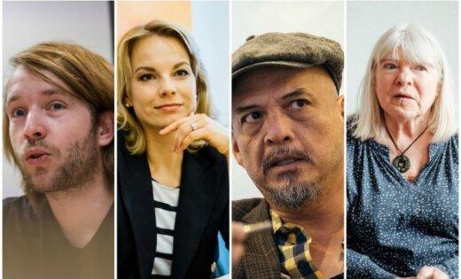 Par brīvību, mīlestību, netīro veļu un latviešu literatūru – zīmīgi citāti 'Delfi Kultūra' intervijās
