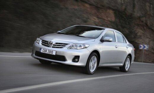 ТОР-10 самых продаваемых автомобилей за всю историю