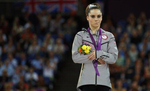 Fotoreportāža: Londonas olimpisko spēļu sudraba medaļnieku 'prieki'