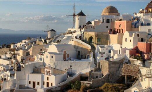 Турпоток в Грецию продолжает расти