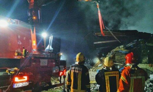Взрыв прогремел вжилом доме вЛатвии