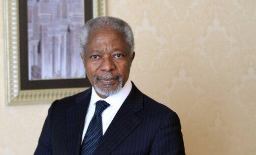 Annans: krīze Sīrijā drīz var kļūt nekontrolējama
