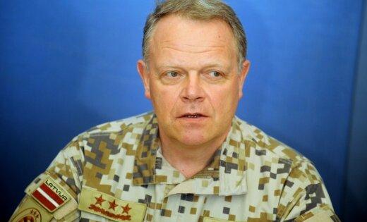 Минобороны Латвии вызвало военного атташе Российской Федерации