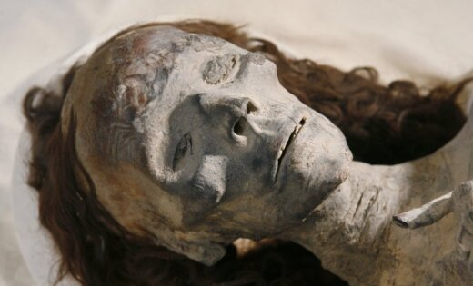 Гены мумий демонстрируют, что фараоны были больше европейцами, чем африканцами