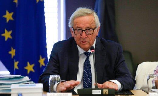 Юнкер предложил европейскому союзу меры попреодолению миграционного кризиса