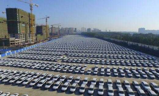 Volkswagen в первом полугодии стал крупнейшим автопроизводителем в мире