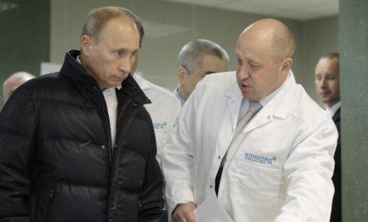 'Putina pavārs': Kas ir ASV sankcijām pakļautais 'troļļu gans' Prigožins