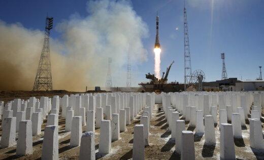 """Пресса Британии: авария """"Союза"""" должна ускорить ракетную программу США"""