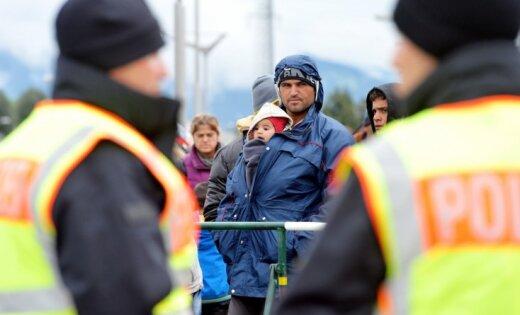 МВД: первейшая задача беженцев— выучить латышский язык