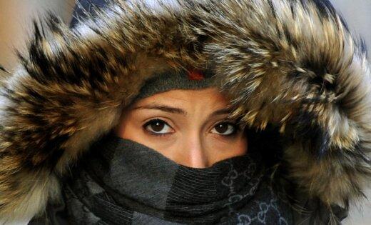 На Латвию движется холод из Арктики: февраль и март будут по-зимнему суровыми