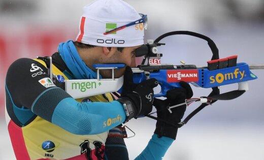 Татьяна Акимова стартовала наэтапе Кубка мира побиатлону вгерманском Оберхофе