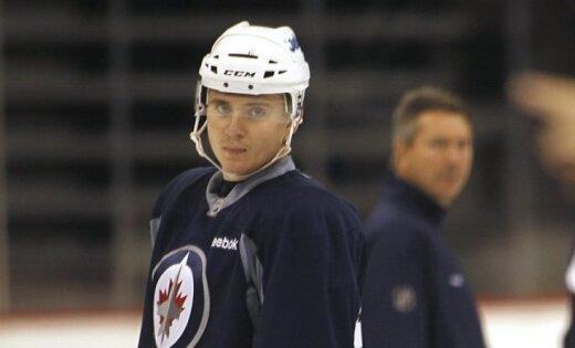Kuldas pārstāvētajai 'IceCaps' komandai vēl neizdodas iekļūt AHL Kaldera kausa pusfinālā