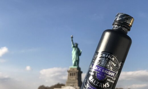 """""""Рижский черный бальзам"""" выходит на рынок США"""