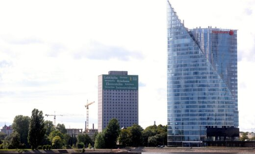 Названа первая тройка крупнейших латвийских банков