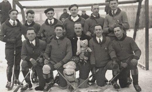 Latvijas sporta vēsture: Aleksandrs Liepiņš – hokejistu sirds un dvēsele