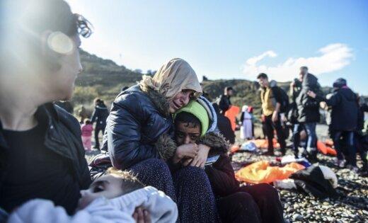 Латвия сильно урезала пособие беженцам
