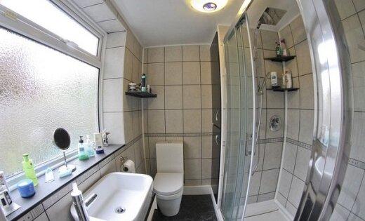 вашу маленькую ванную комнату
