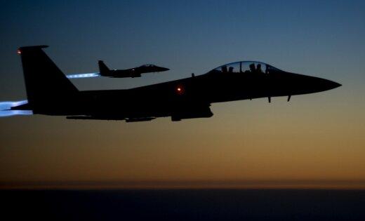 США нанесли удар по проправительственным силам в Сирии